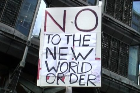 >The G20 Protests: What A Bloody Mess!