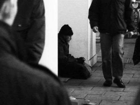>4700 Homeless on London Streets For Christmas