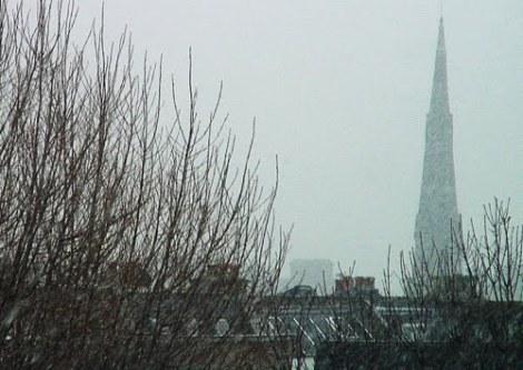 >First London Snow Fall